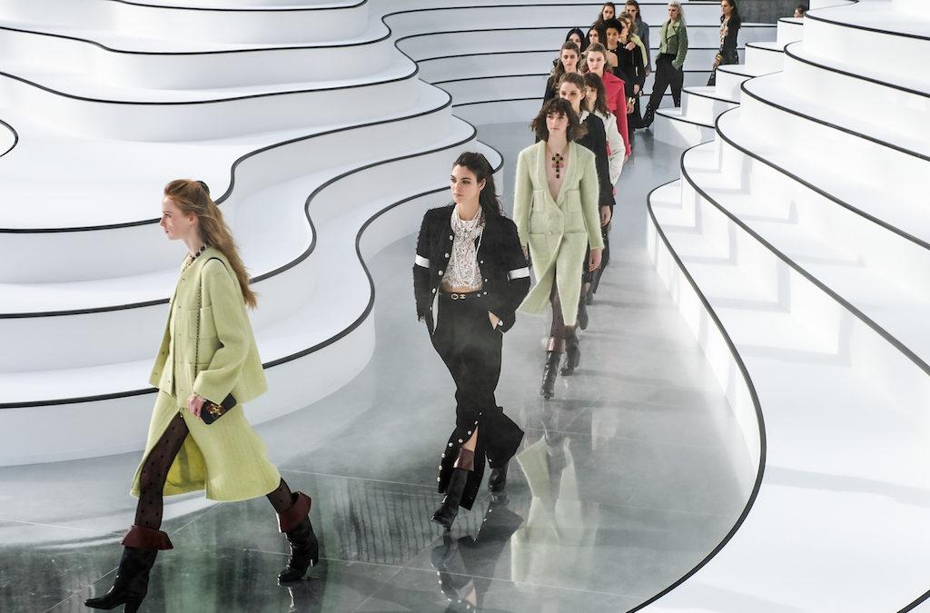 Invitación al Desfile Chanel FW20 #CHANELFallWinter